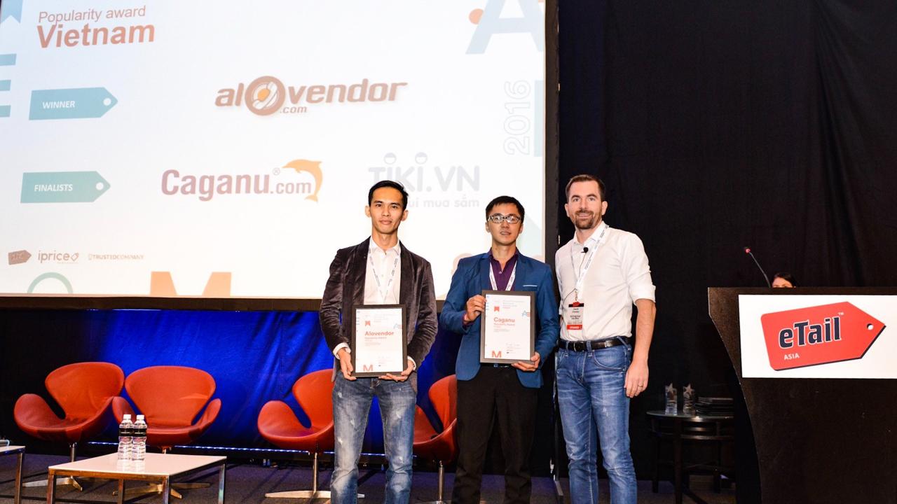 iMEI - Vinh danh Startup Việt tại Giải thưởng Thương mại điện tử Đông Nam Á