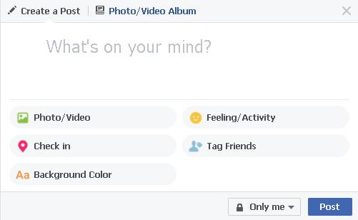 image001 1 - Facebook trên web đã cho phép đặt màu nền, xem bài đăng dạng thẻ