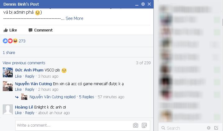 image007 1 - Facebook trên web đã cho phép đặt màu nền, xem bài đăng dạng thẻ