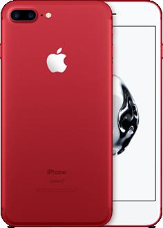 iphone 7 mau do 1 - Xuất hiện iPhone 7 và iPhone 7 Plus màu đỏ