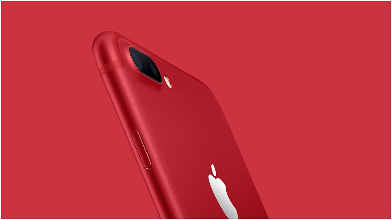 iphone 7 mau do featured - Xuất hiện iPhone 7 và iPhone 7 Plus màu đỏ