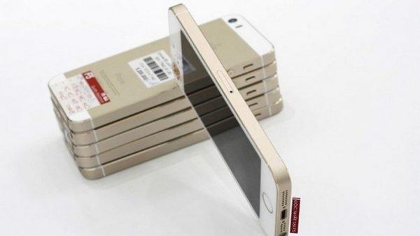 iPhone 5S giá còn 2 triệu đồng tại Việt Nam