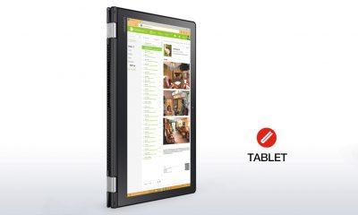 lenovo laptop yoga 510 15 tablet mode 2 400x240 - Lenovo Yoga 510 lên kệ, giá khởi điểm 13,8 triệu đồng