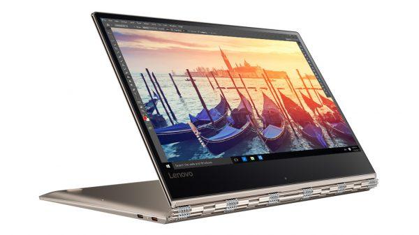 Laptop Lenovo Yoga 910 ra mắt, giá 44 triệu đồng