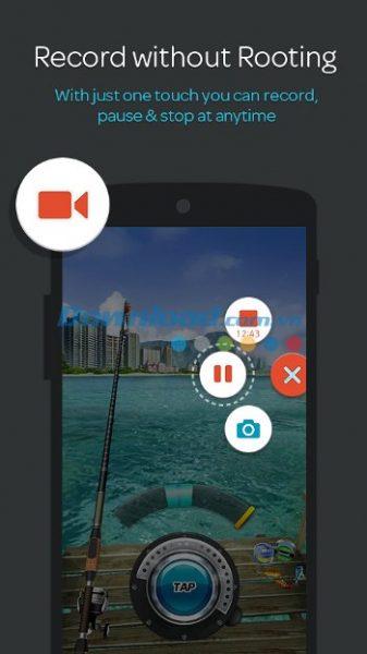 mobizen quay video man hinh 337x600 - Tổng hợp 7 ứng dụng hay và miễn phí trên Android ngày 26.3.2017