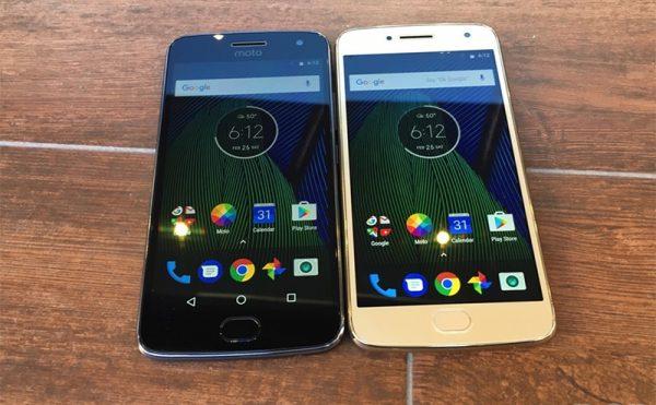 Moto G5 và Moto G5 Plus - MWC 2017