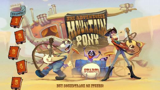 mountain pony ios - Tổng hợp 15 ứng dụng hay và miễn phí trên iOS ngày 21.3.2017