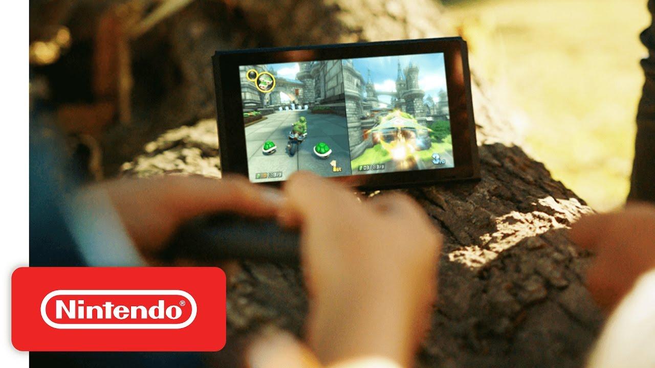 nintendo switch racing featured - Nintendo Switch mắc lỗi khá khó chịu