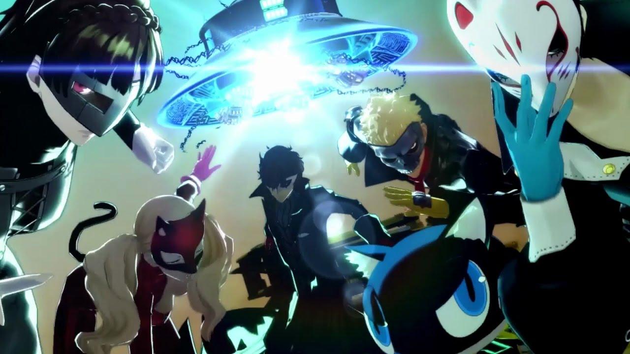 persona 5 featured - Tổng hợp 11 trailer hot nhất Playstation 4 tuần qua