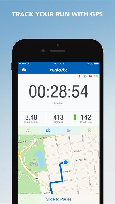 runtastic pro ios - Tổng hợp 16 ứng dụng hay và miễn phí trên iOS ngày 26.3.2017