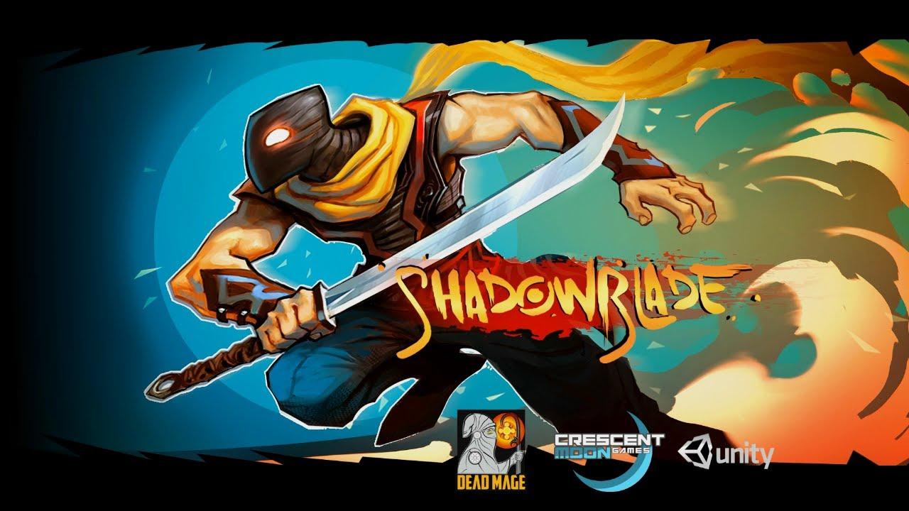 shadow blade android - Crescent Moon Games bất ngờ miễn phí 3 tựa game trị giá 220.000 đồng