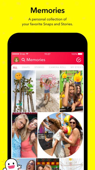 snapchat ios - Tổng hợp 11 ứng dụng hay và miễn phí trên iOS ngày 16.3.2017