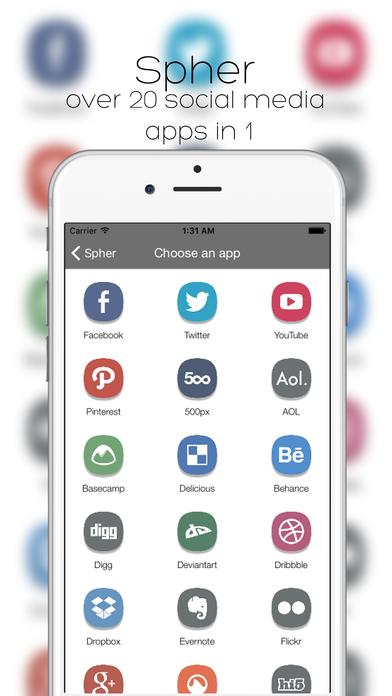 spher ios - Tổng hợp 20 ứng dụng hay và miễn phí trên iOS ngày 4.4.2017