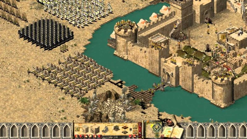 stronghold crusader hd featured 800x450 - Top 5 game cũ mà hay {25.3}: SimCity 4, Tropico 4, Stronghold…