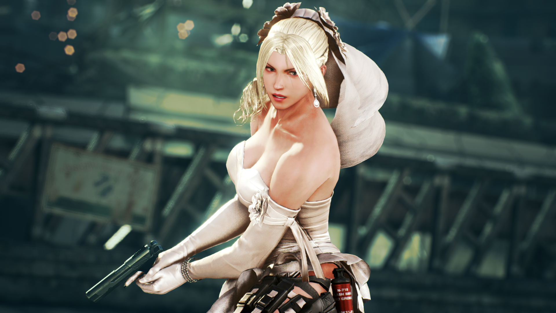 tekken 7 nina williams featured - Tổng hợp 7 trailer game hot nhất trên Xbox One trong tuần {8.3.2017}