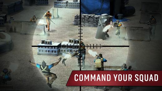 tom clancy shadowbreak ios 2 - Tựa game Tom Clancy's ShadowBreak bất ngờ cho tải về