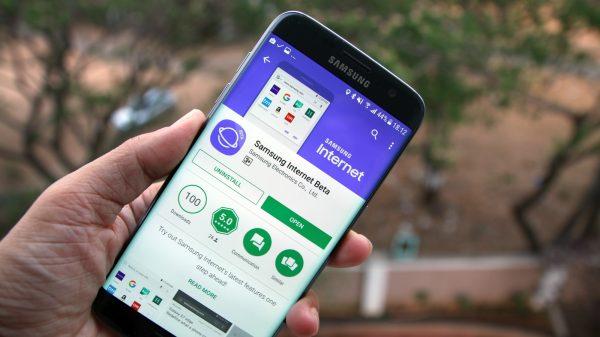 Samsung tung trình duyệt Samsung Internet Beta lên Google Play Store