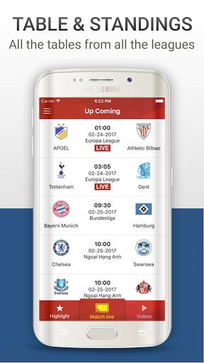 watch live android - Tổng hợp 8 ứng dụng hay và miễn phí trên Android ngày 19.03.2017