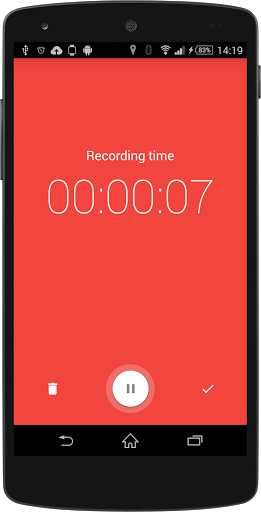 wear audio recorder for android - Tổng hợp 5 ứng dụng hay và miễn phí trên Android ngày 1.4.2017