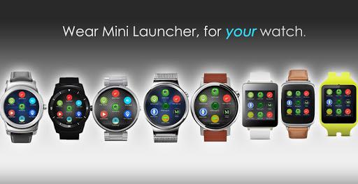 wear mini launcher for android - Tổng hợp 5 ứng dụng hay và miễn phí trên Android ngày 1.4.2017