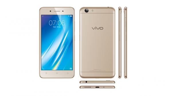 Ngắm smartphone phổ thông Vivo Y53 đang gây sốt phân khúc trẻ