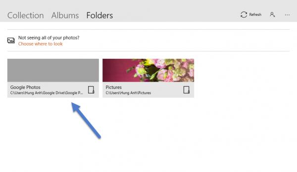 2017 04 28 14 44 17 600x348 - Quản lý hình ảnh của Google Photos cho PC bằng Windows Photos