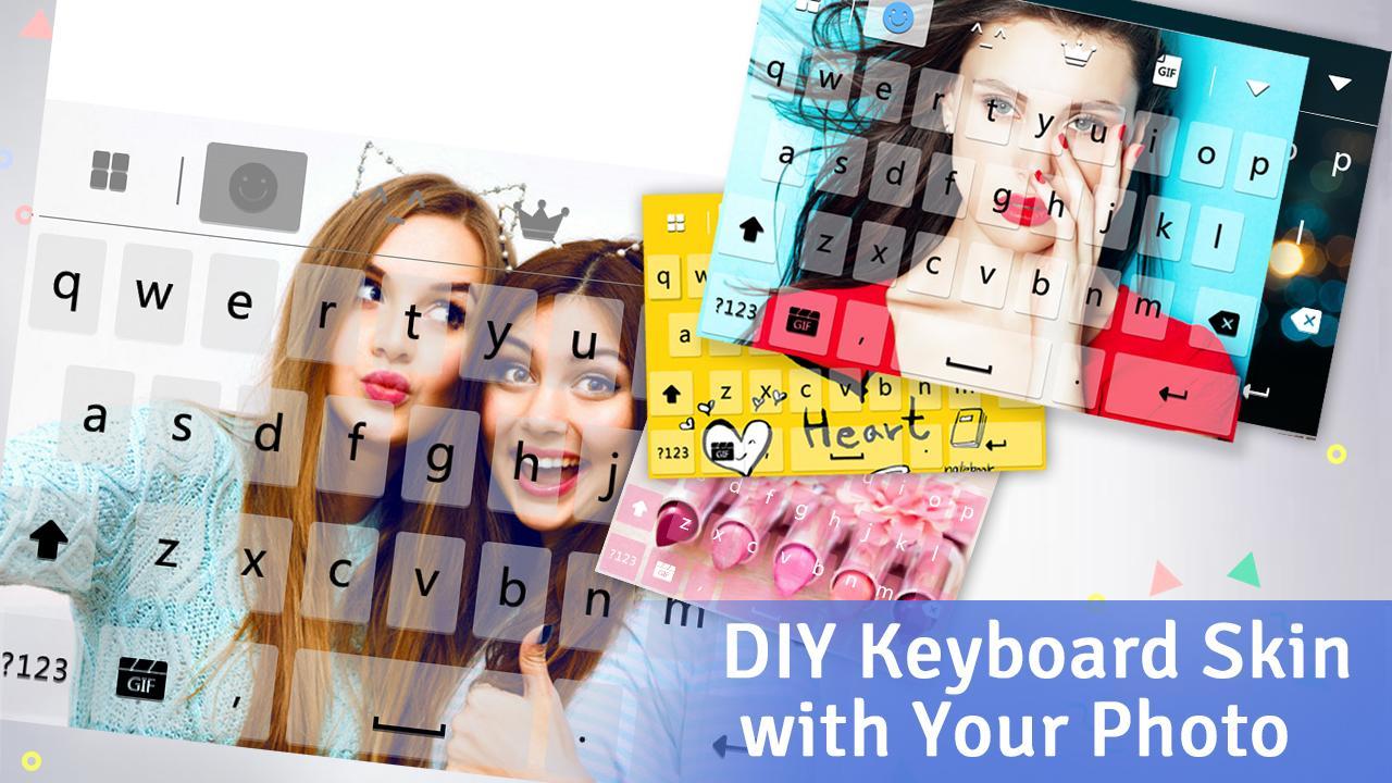 Boto Keyboard Featured - Dùng ảnh cá nhân làm nền cho bàn phím ảo