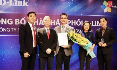 DLink.QDTEK1  400x240 - QD. TEK phân phối nhóm sản phẩm doanh nghiệp của D-Link tại Việt Nam