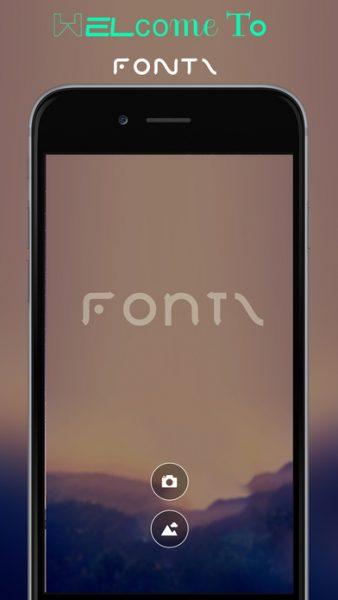 Fontz App for ios 338x600 - Tổng hợp 20 ứng dụng hay và miễn phí trên iOS ngày 4.4.2017 (phần 2)