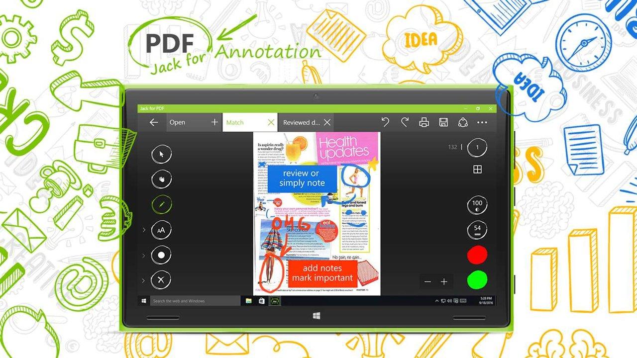 JPDF - Nhanh tay tải trình chỉnh sửa PDF trị giá 64.000đ cho Windows 10
