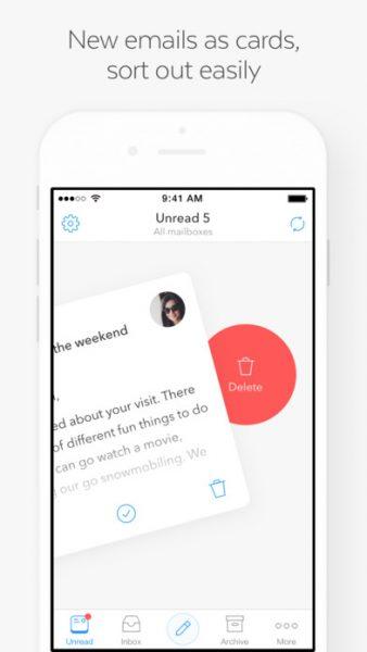 Morning Mail for ios 338x600 - Tổng hợp 32 ứng dụng hay và miễn phí trên iOS ngày 21.4.2017 (phần 2)