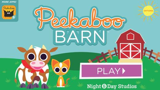 Peekaboo Barn for ios - Tổng hợp 21 ứng dụng hay và miễn phí trên iOS ngày 25.4.2017 (phần 2)