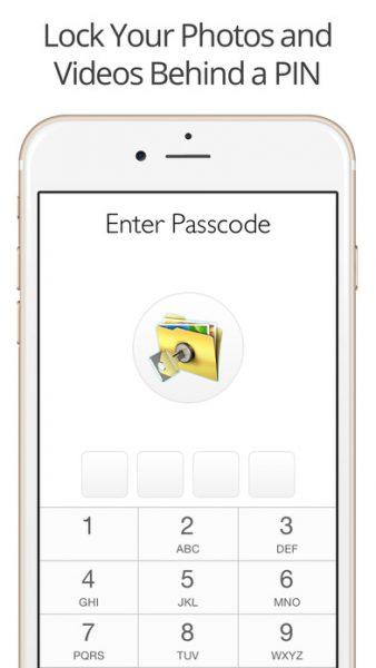 Private Photo Vault for ios 338x600 - Tổng hợp 28 ứng dụng hay và miễn phí trên iOS ngày 11.4.2017 (phần 2)