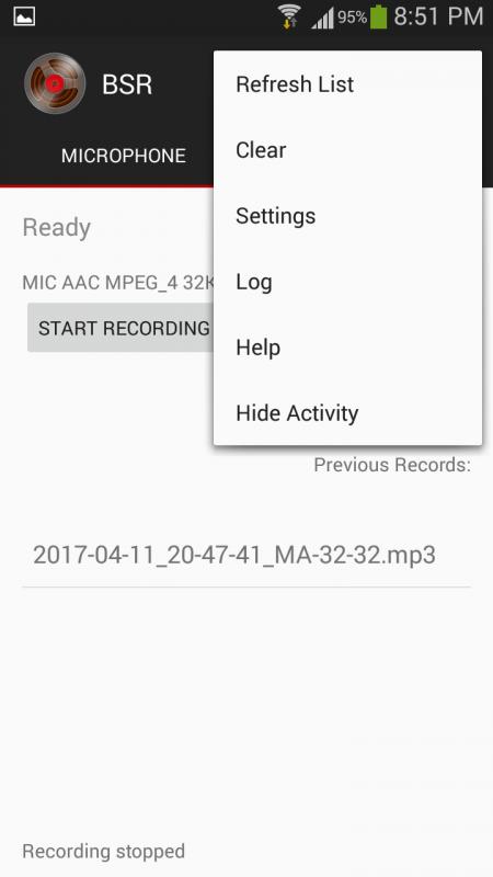 Screenshot 2017 04 11 20 51 52 450x800 - Background Sound Recorder: Ghi âm cuộc gọi, buổi trò chuyện dễ dàng