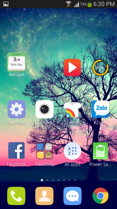 Screenshot 2017 04 28 18 20 40 450x800 - Xem lịch gọn nhẹ, không quảng cáo với Âm Lịch