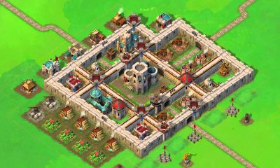 age of empires android featured 400x240 - Tựa game Age of Empires: Castle Siege đã có trên Android