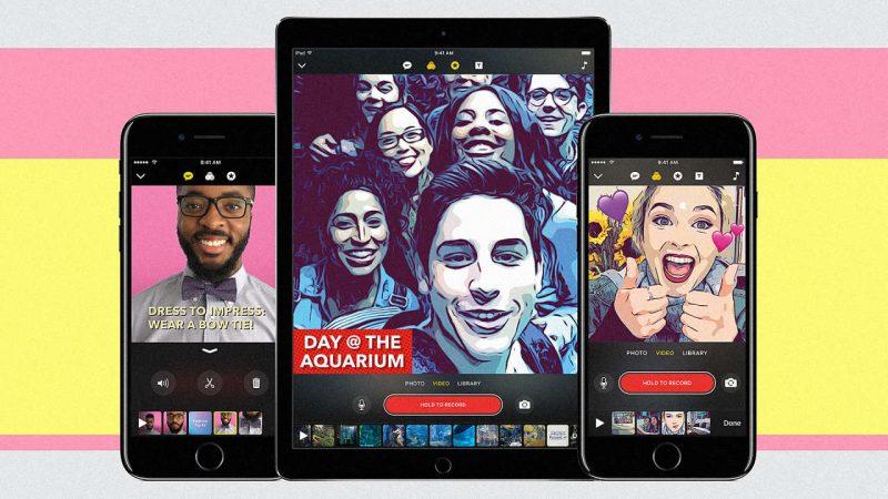 apple clips featured 800x450 - Tổng hợp 10 ứng dụng iOS tốt nhất trong tháng 4/2017