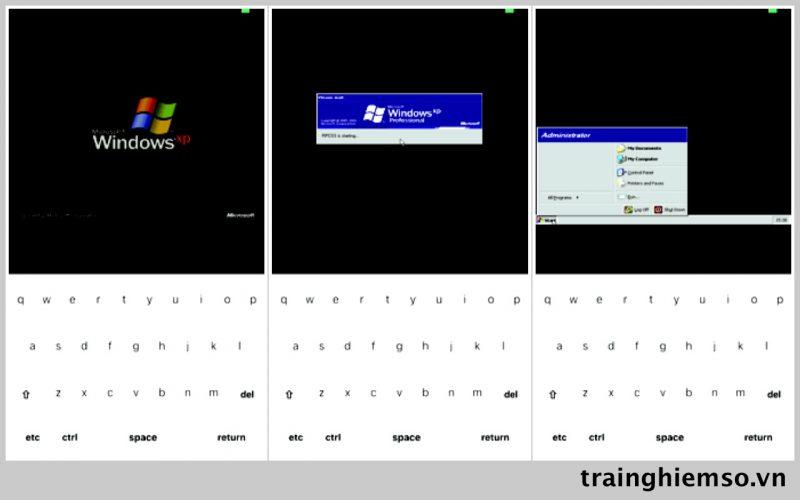 cai windows xp len iphone 7 800x500 - Hướng dẫn cài Windows XP lên iPhone