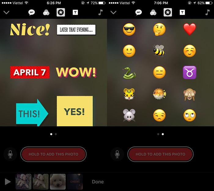 Cách sử dụng ứng dụng Clips trên iOS