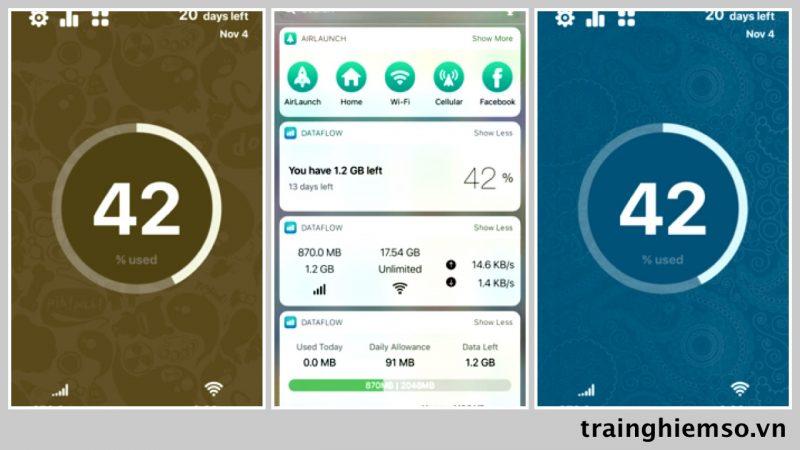 dataflow pro track ios 800x450 - Tổng hợp 26 ứng dụng hay và miễn phí trên iOS ngày 13.4.2017