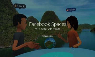 "facebook spaces featured 400x240 - Facebook Spaces: khi mạng xã hội ""chạm ngõ"" thực tế ảo"