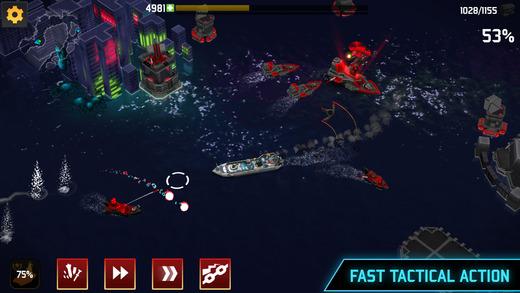fortress destroyer ios - Tổng hợp 21 ứng dụng hay và miễn phí trên iOS ngày 16.4.2017