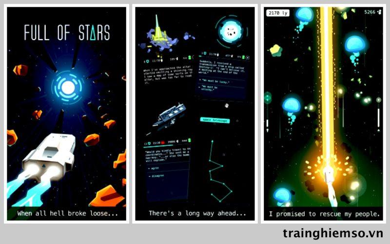 full of stars ios 800x500 - Tổng hợp 27 ứng dụng hay và miễn phí trên iOS ngày 15.4.2017 (phần 2)