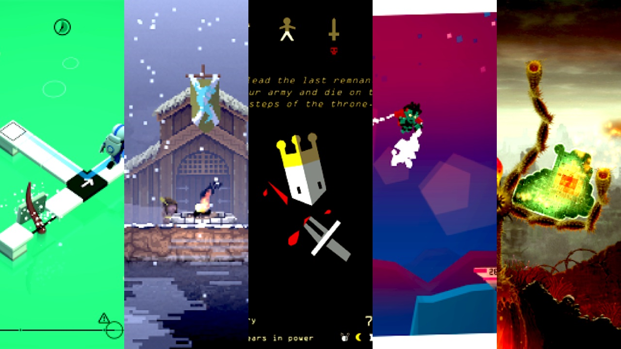 game hay android 2017 standout indie featured - [Google Play Awards] Top 5 game hay Android 2017: Giải standout indie