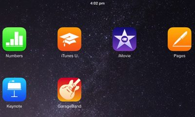 garageband imovie featured 400x240 - GarageBand, iMovie, Pages, Keynote, Numbers bất ngờ được miễn phí