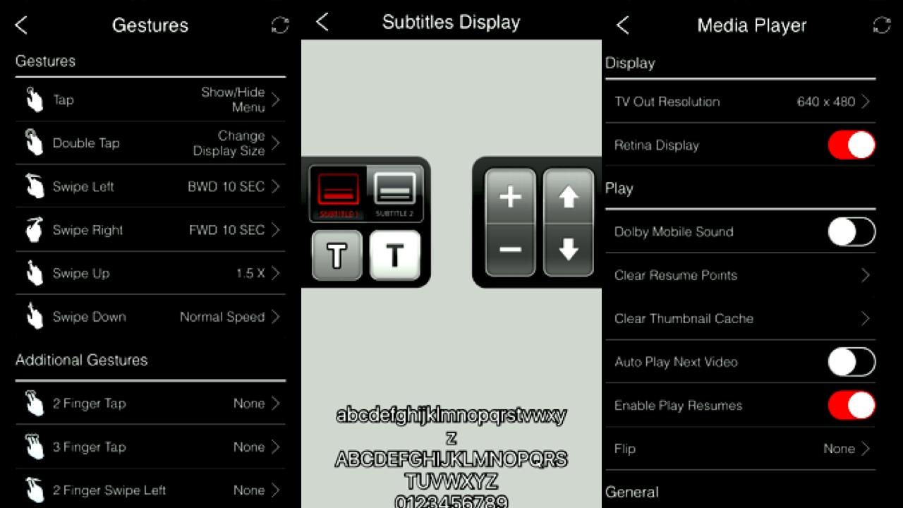 huong dan su dung avplayer pro - Hướng dẫn sử dụng AVPlayer để xem phim trên iPhone