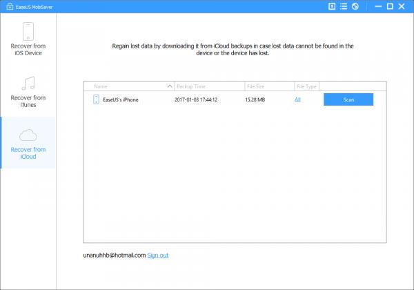 iCloud 2 600x420 - Hướng dẫn khôi phục ảnh, video, dạnh bạ, tin nhắn đã xoá trên iPhone