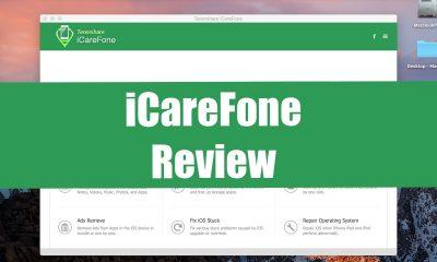 icarefone featured 400x240 - Trải nghiệm nhanh ứng dụng quản lý iPhone trị giá 79,95USD đang miễn phí