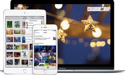iOS: Chia sẻ album ảnh từ iCloud với mọi thiết bị khác