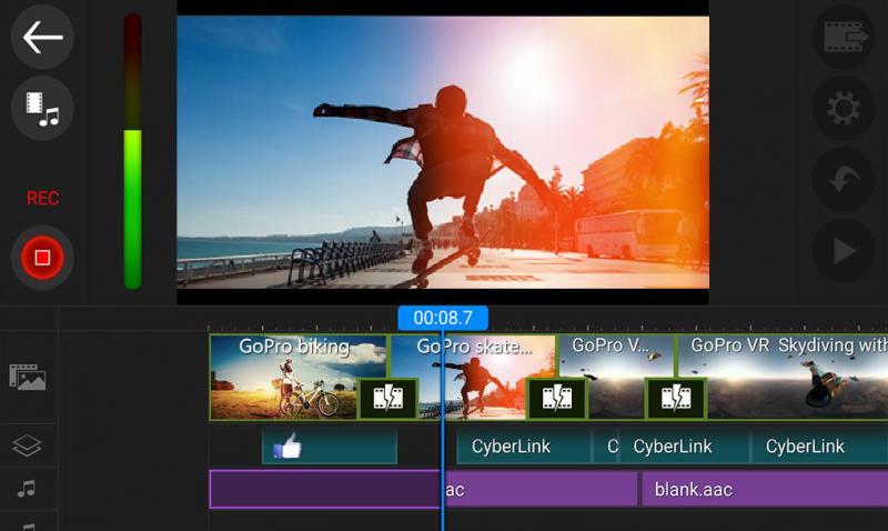 image005 800x478 - PowerDirector Video Editor: Biên tập, chỉnh sửa video chuyên nghiệp